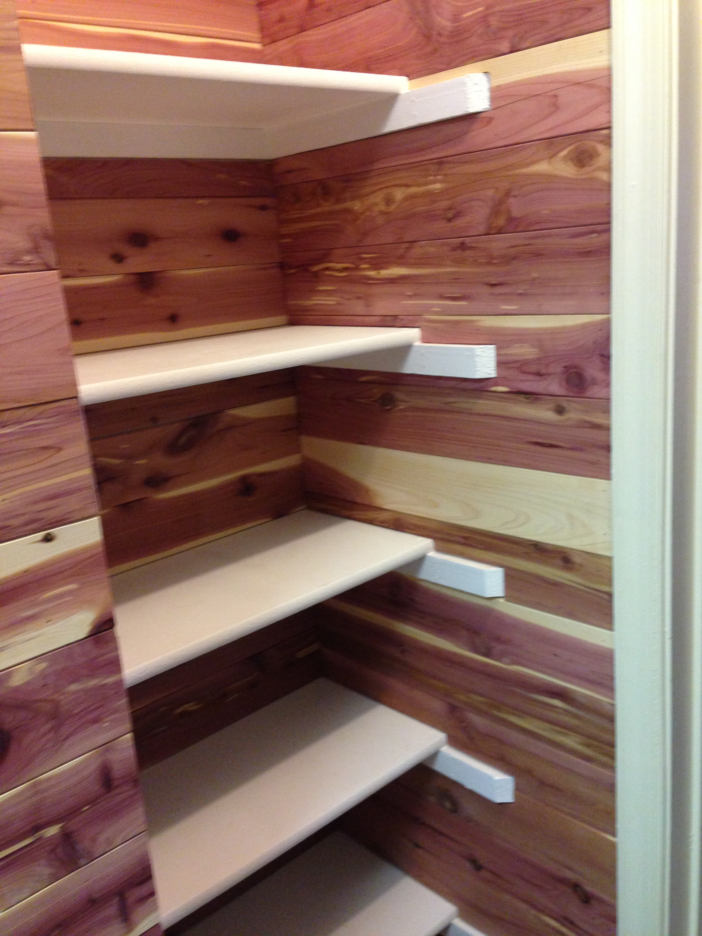 Cedar Closets « 3 Nails 4 U Construction