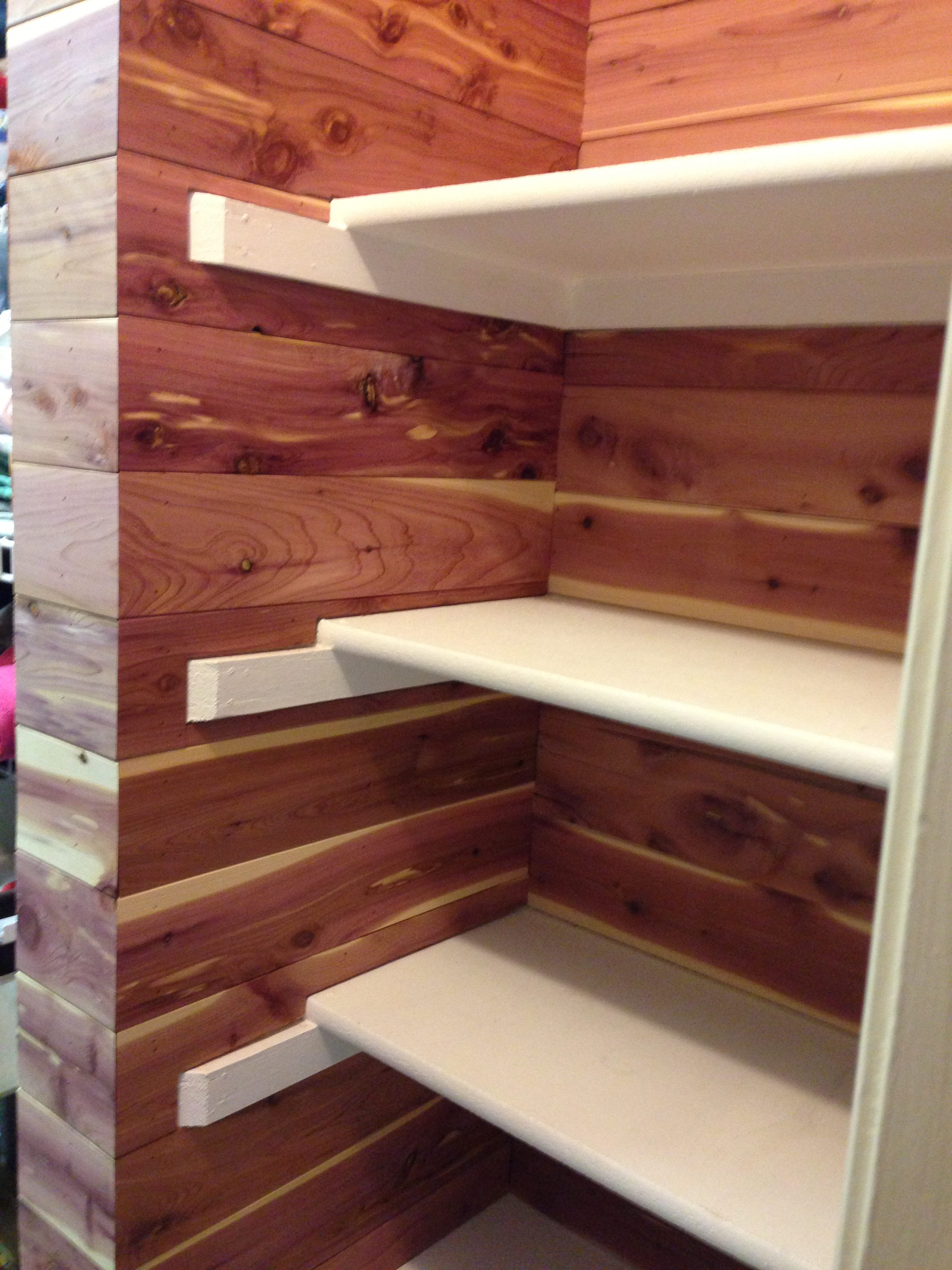 Cedar Closets 3 Nails 4 U Construction